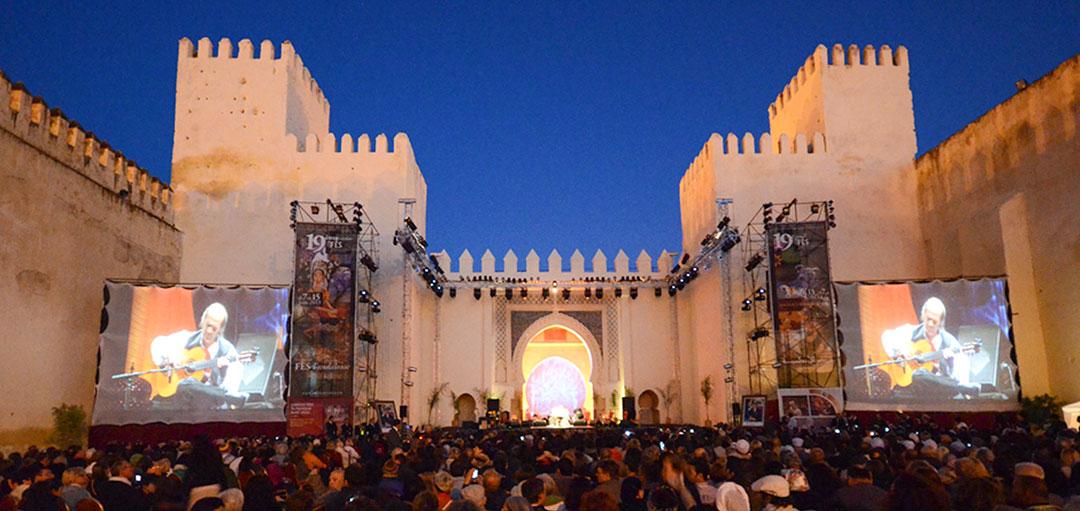Festival de musique sacrée de Fès